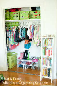 Closet Switcheroo: Before & After