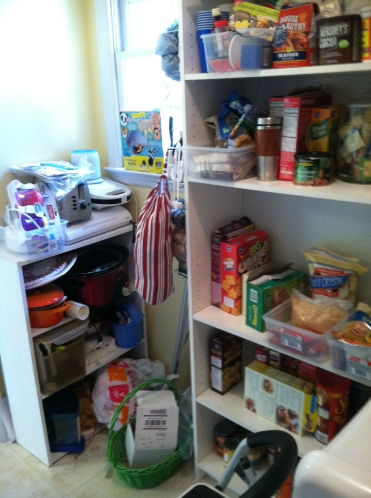 pantry2 before