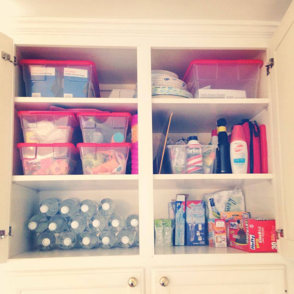 Neat & Pretty | pantry organization